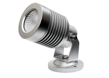 6W COB LED Outdoor Garden Spotlight With RGBW 4 In 1 Color High Voltage